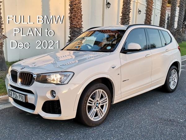 2016 BMW X3 Xdrive 2.0d M-sport At  Western Cape Bellville_0