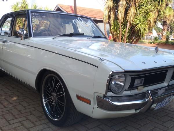 1972 Chrysler Valiant Charger VIP Auto  Gauteng Pretoria_0