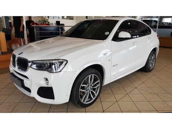 2017 BMW X4 xDRIVE20d M Sport Kwazulu Natal Empangeni_0