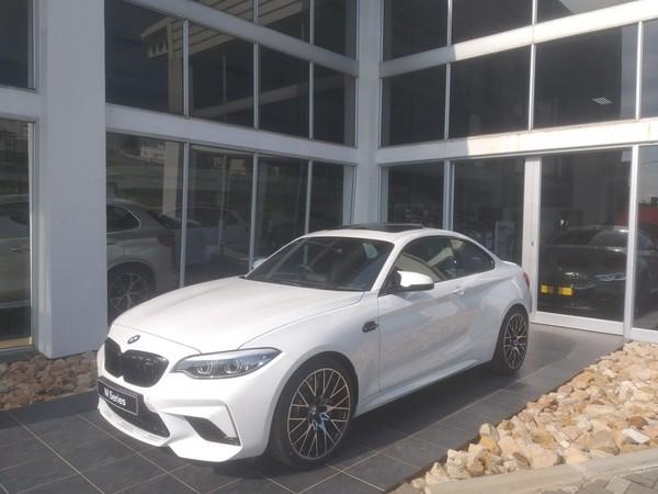 2019 BMW M2 Coupe M-DCT Competition F87 Mpumalanga Secunda_0
