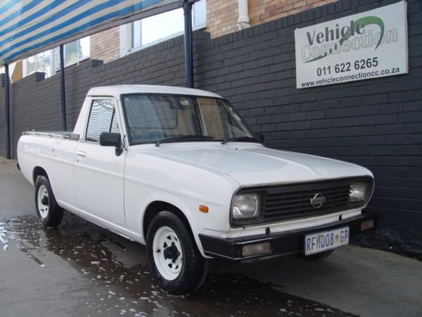 2004 Nissan 1400 Bakkie Std 5 Speed 408 Pu Sc  Gauteng Johannesburg_0