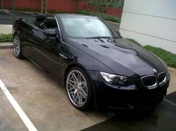2008 BMW M3 Convertible M Dynamic M-dct  Kwazulu Natal Durban_0