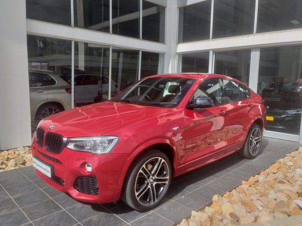 2015 BMW X4 xDRIVE20d Mpumalanga Secunda_0
