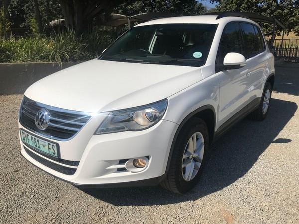 2011 Volkswagen Tiguan 1.4 Tsi Trend-fun 4mot  Mpumalanga White River_0