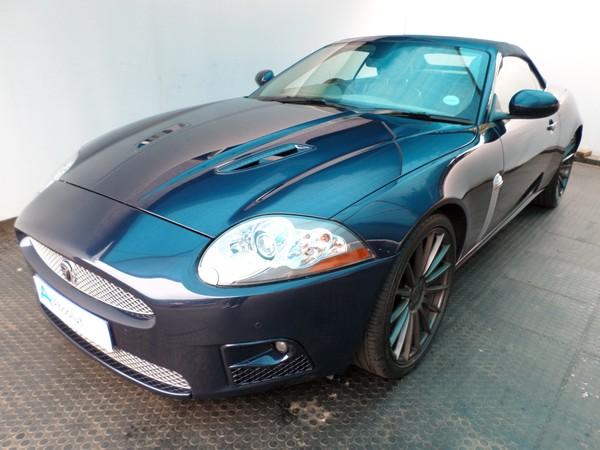 2008 Jaguar XK Xkr Convertible Portfolio  Gauteng Randburg_0