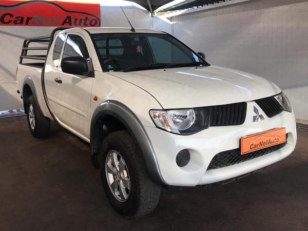 2010 Mitsubishi Triton 3.5 Mpi Club Cab Pu Sc  Gauteng Pretoria_0