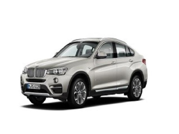 2016 BMW X4 xDRIVE20d xLINE Gauteng Four Ways_0