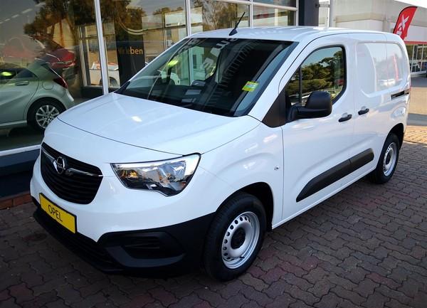 2019 Opel Combo Cargo 1.6TD FC PV Gauteng Randburg_0