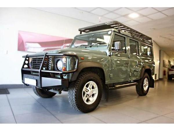2014 Land Rover Defender 110   2.2d Sw  Gauteng Four Ways_0