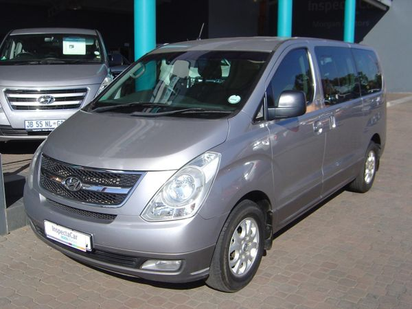 2014 Hyundai H1 Gls 2.4 Cvvt Wagon  Gauteng Randburg_0