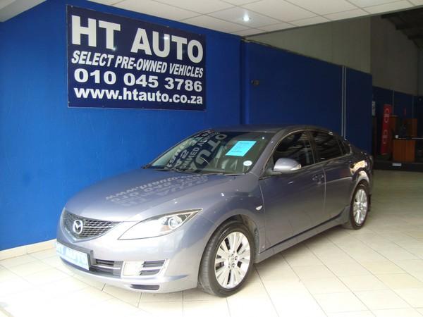 2008 Mazda 6 2.5 Dynamic At  Gauteng Boksburg_0