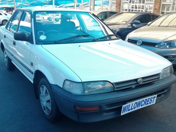 1995 Toyota Corolla 130  Gauteng Randburg_0