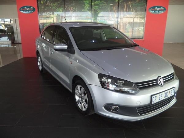 2012 Volkswagen Polo 1.6 Tdi Comfortline  Gauteng Carletonville_0