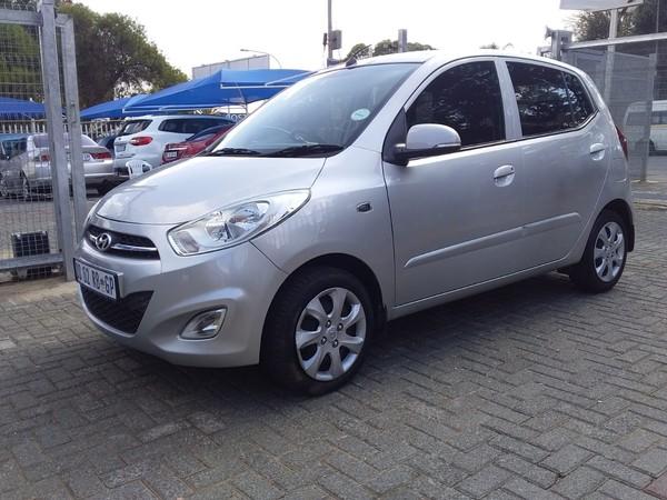 2014 Hyundai i10 1.1 Motion Auto Gauteng Bramley_0
