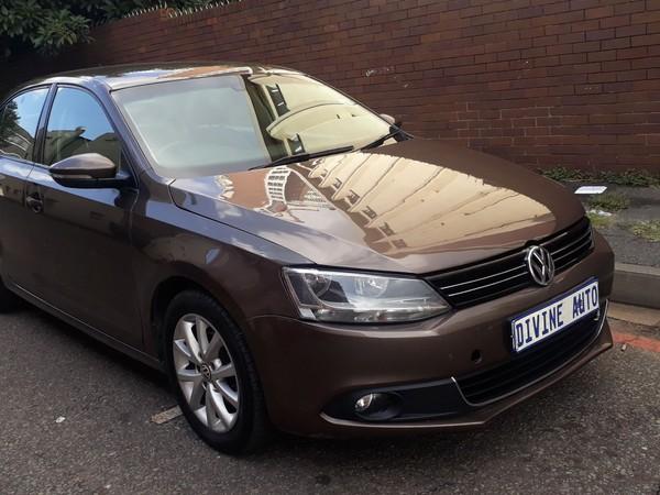 2012 Volkswagen Jetta 1.4 Tsi Comfortline  Gauteng Jeppestown_0