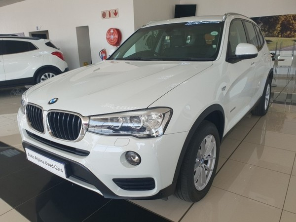 2014 BMW X3 Xdrive20d At  Gauteng Boksburg_0