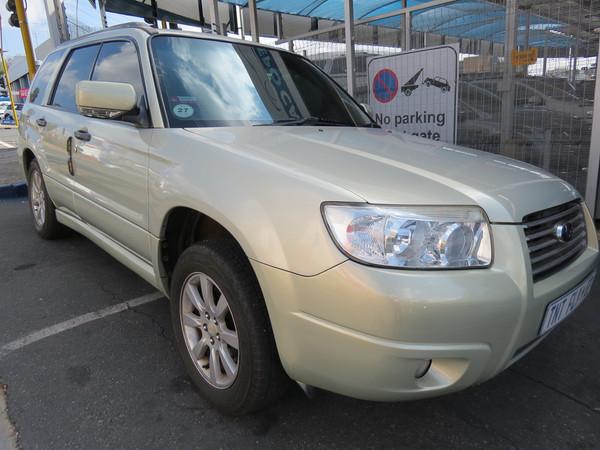 2006 Subaru Forester 2.5 Xs At  Gauteng Johannesburg_0