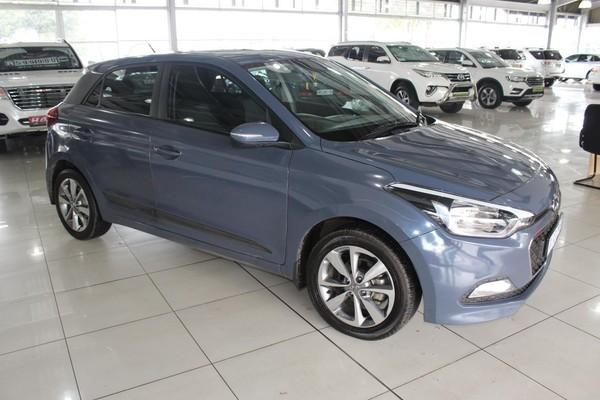 2017 Hyundai i20 1.4 Fluid Gauteng Alberton_0