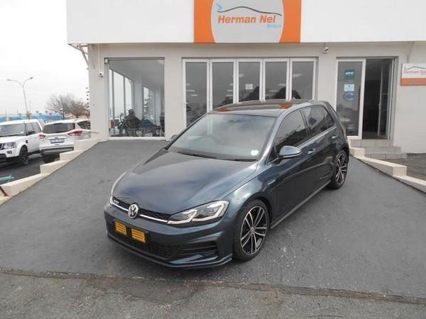 2017 Volkswagen Golf VII GTD 2.0 TDI DSG Gauteng Roodepoort_0