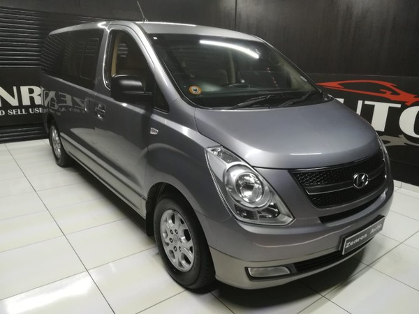 2011 Hyundai H1 2.5 Crdi Wagon At -R5400.00 PM Gauteng Boksburg_0