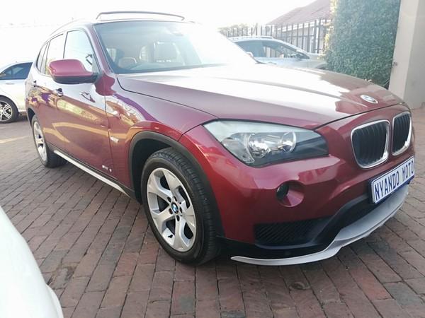 2012 BMW X1 Sdrive18i Exclusive At  Gauteng Bramley_0