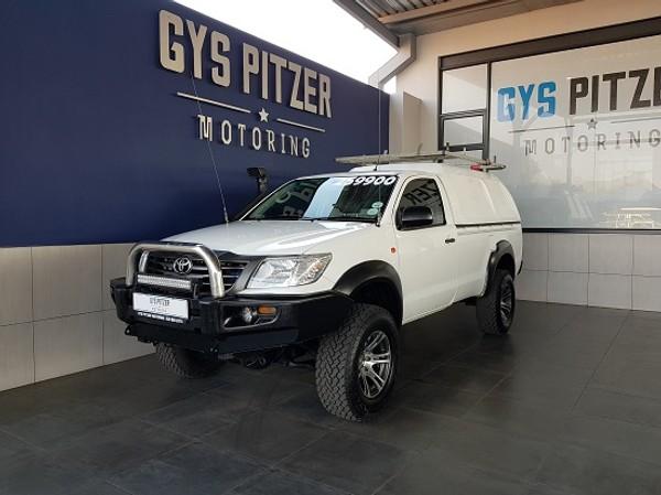 2015 Toyota Hilux 2.5 D-4d Srx 4x4 Pu Sc  Gauteng Pretoria_0