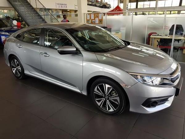 2018 Honda Civic 1.8 Elegance CVT Gauteng Rivonia_0
