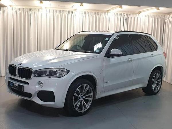 2016 BMW X5 xDRIVE30d M-Sport Auto Gauteng Randburg_0