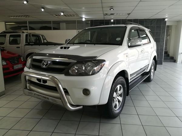 2007 Toyota Fortuner 3.0 d-4d Raised Body  Gauteng Edenvale_0
