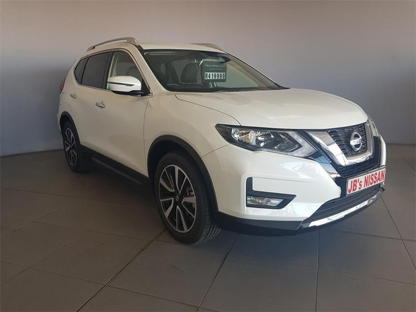 2019 Nissan X-Trail 2.5 Acenta PLUS 4X4 CVT 7S Western Cape Malmesbury_0