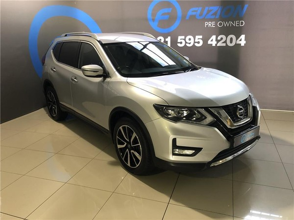 2018 Nissan X-Trail 2.5 Acenta PLUS 4X4 CVT 7S Western Cape Goodwood_0
