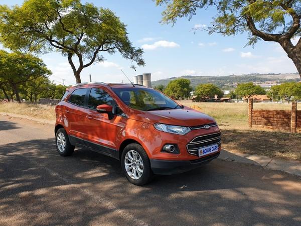 2014 Ford EcoSport 1.5TDCi Titanium Gauteng Pretoria West_0