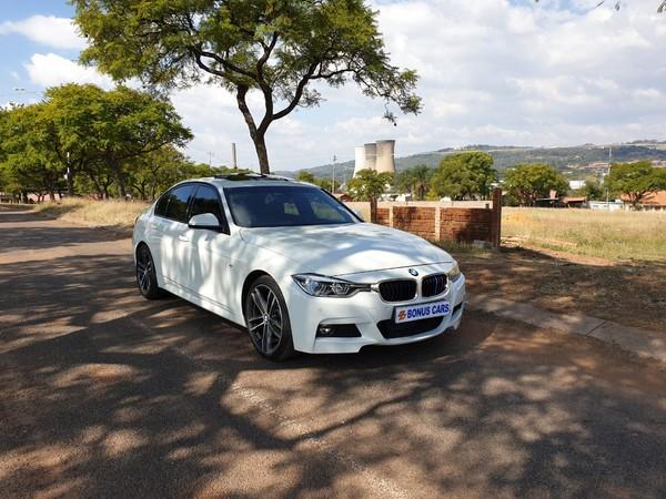 2018 BMW 3 Series 320D M Sport Auto Gauteng Pretoria West_0