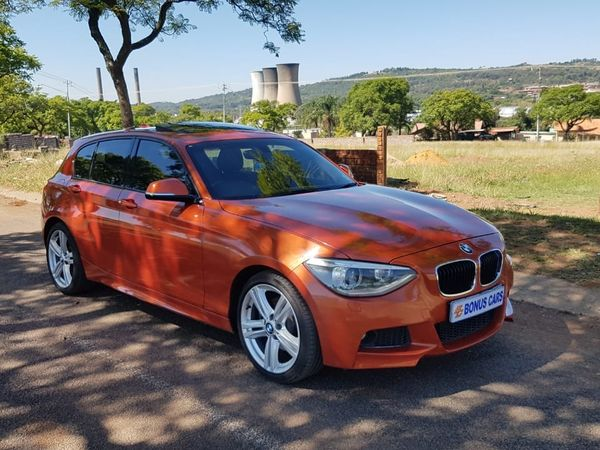 2012 BMW 1 Series 125i M Sport Line 5dr At f20  Gauteng Pretoria West_0
