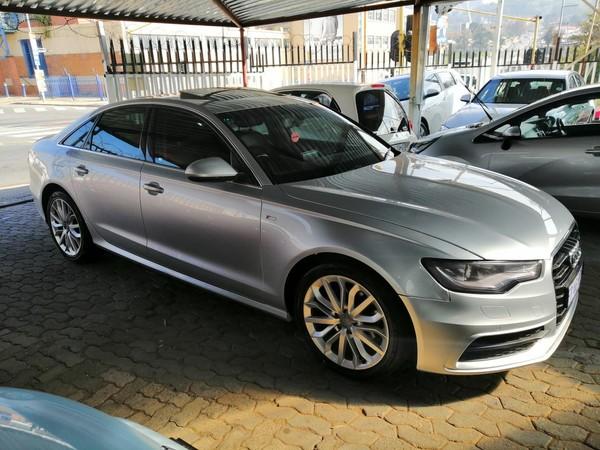 2013 Audi A6 2.0 Tfsi Multitronic  Gauteng Jeppestown_0