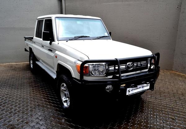 2014 Toyota Land Cruiser 79 4.0p Pu Dc  Gauteng Pretoria_0