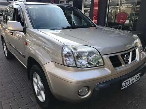 2003 Nissan X-trail 2.0 4x4 r42  Gauteng Vanderbijlpark_0