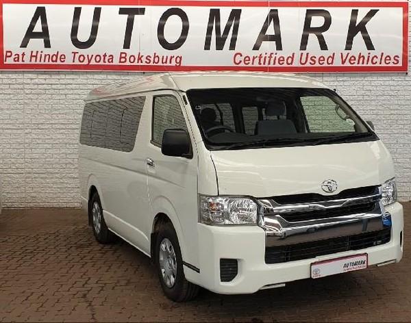 2017 Toyota Quantum 2.7 10 Seat  Gauteng Boksburg_0