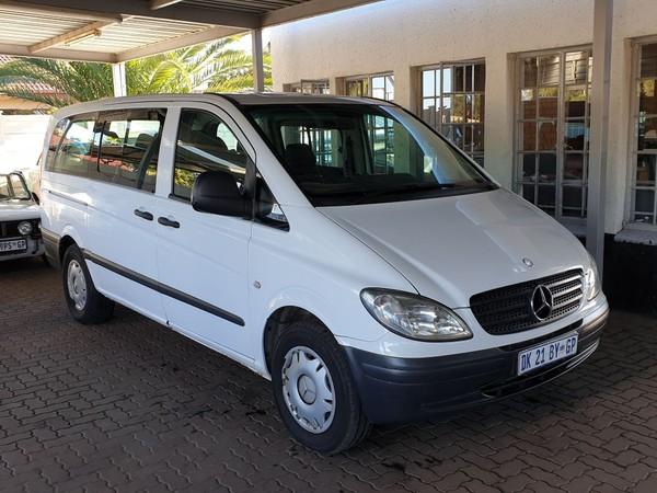 2009 Mercedes-Benz Vito 115 2.2 Cdi Crew Bus  Gauteng Centurion_0