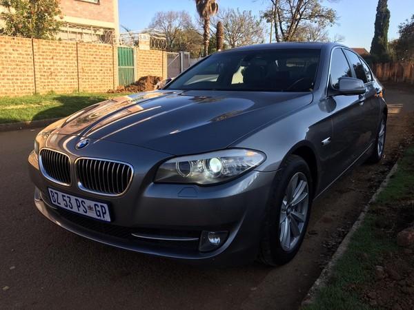 2012 BMW 5 Series 520i At Exclusive f10  Gauteng Boksburg_0