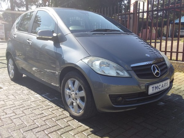 2009 Mercedes-Benz A-Class A 170 Classic At  Gauteng Bramley_0