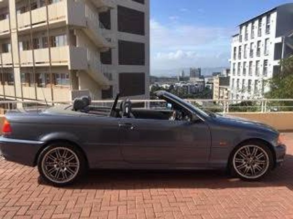 2000 BMW 3 Series 330i Ci Convert At e46fl  Western Cape Cape Town_0