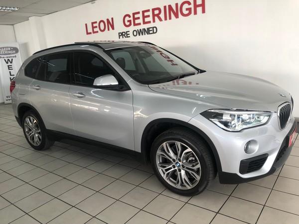 2018 BMW X1 sDRIVE20d Auto Free State Bloemfontein_0