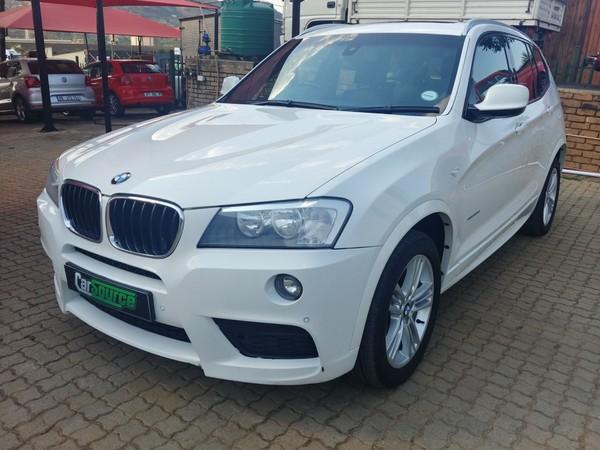 2011 BMW X3 Xdrive20d  M-sport At  Mpumalanga Mpumalanga_0