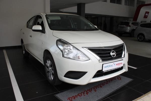 2018 Nissan Almera 1.5 Acenta Western Cape Bellville_0