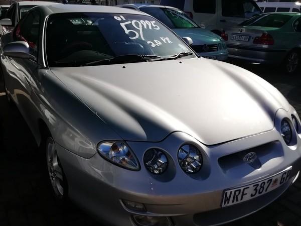 2001 Hyundai Tiburon Fx  Gauteng Boksburg_0
