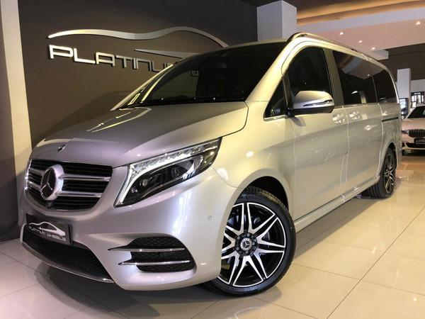 2020 Mercedes-Benz V-Class V250 Bluetech Avantgarde Auto Gauteng Four Ways_0