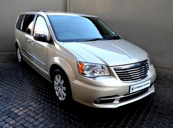 2013 Chrysler Grand Voyager 2.8 Limited At  Gauteng Pretoria_0