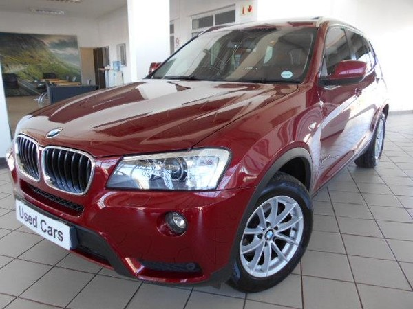 2012 BMW X3 Xdrive20d At  Gauteng Isando_0