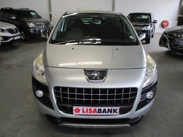 2011 Peugeot 3008 1.6 Vti Comfortactive  Gauteng Johannesburg_0